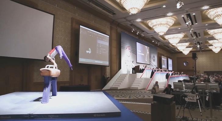Фото №1 - Олимпиада-2018 — вероятно, последняя, которую судят не роботы