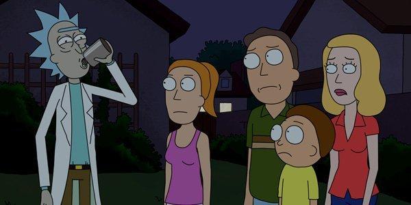 Фото №1 - 10 причин немедленно начать смотреть сериал «Рик и Морти»