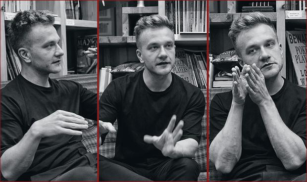 Фото №2 - Мозг месяца. Дмитрий Мацкевич: «Следующий прорыв позволит человеку вообще не работать…»