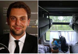 Впечатления британца от путешествия в поезде по маршруту Екатеринбург — Самара. Уморительный ОТЧЕТ