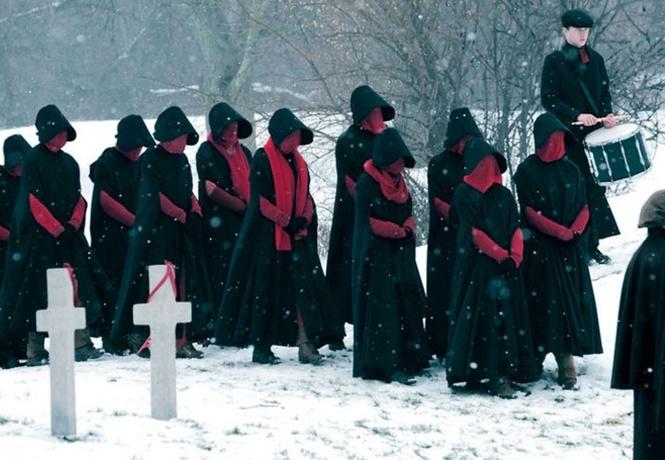 Вышел трейлер 2-го сезона антиутопии «Рассказ служанки»