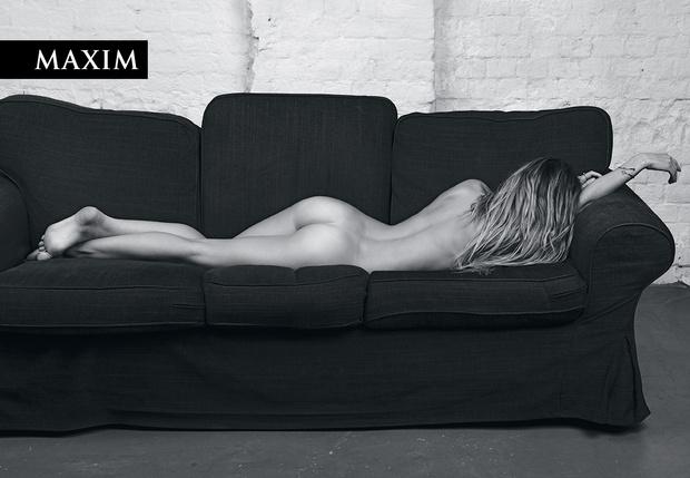 Фото №5 - Долгое утро! Анна Старшенбаум в ошеломляющей черно-белой фотосессии