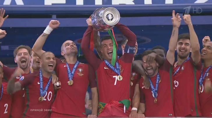 Фото №1 - ⚽ Финал Евро-2016! Онлайн-трансляция матча Португалия — Франция