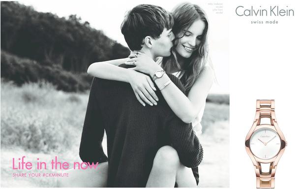 Фото №3 - Один момент: Calvin Klein предлагает поделиться