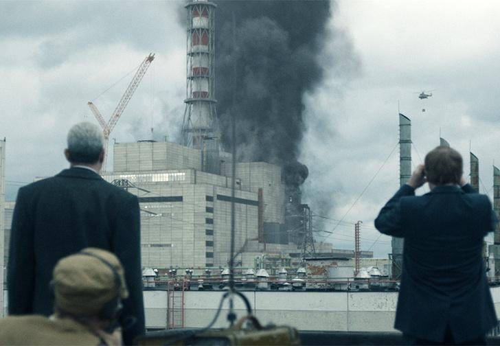 Фото №1 - В сериале «Чернобыль» зрители нашли памятник из будущего