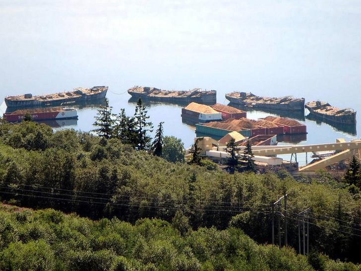 Фото №2 - Железобетонные корабли: ушедшая эпоха в 11 фотографиях