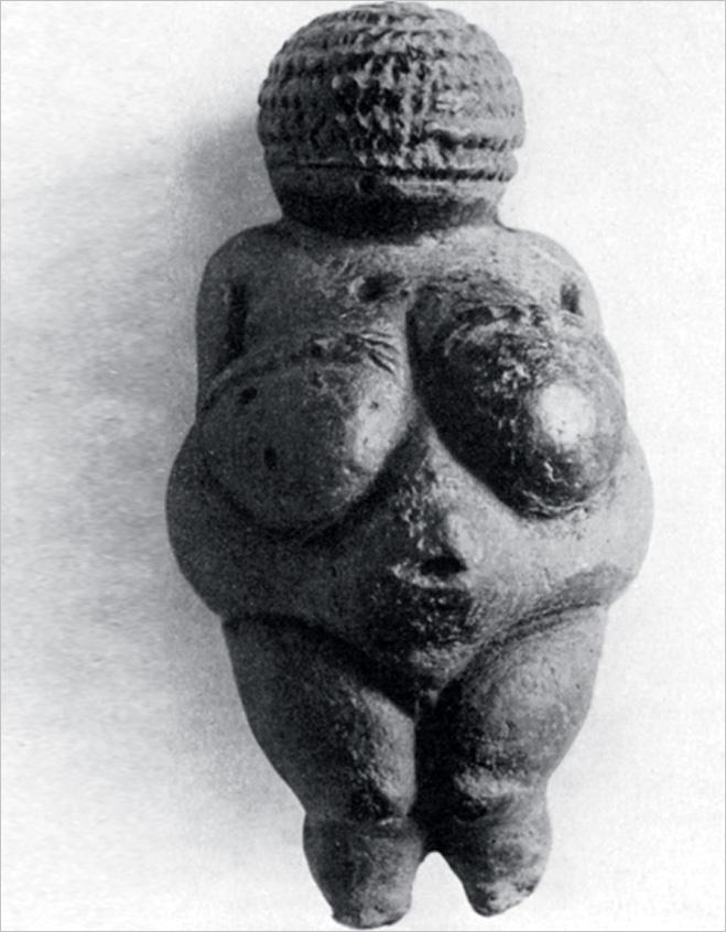 «Виллендорфская Венера», 24 тыс. лет до н.э.