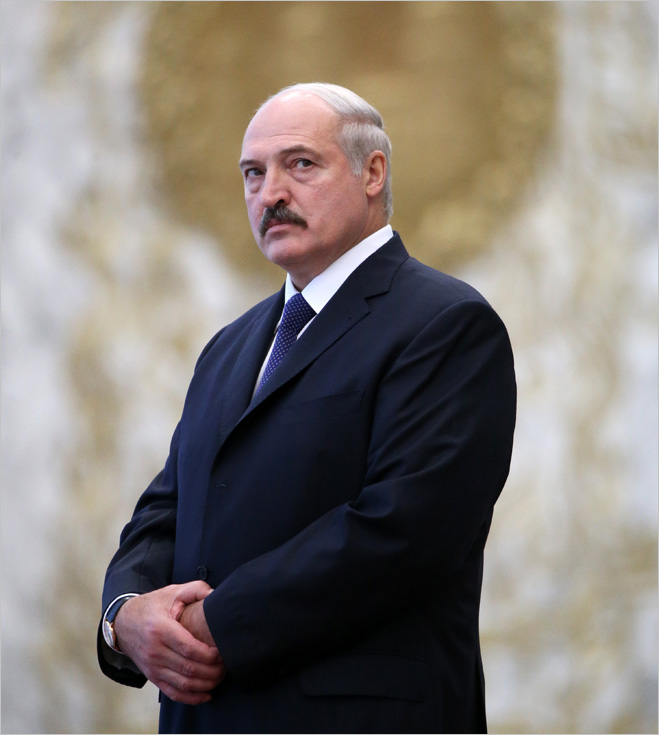 Выборы Лукашенко