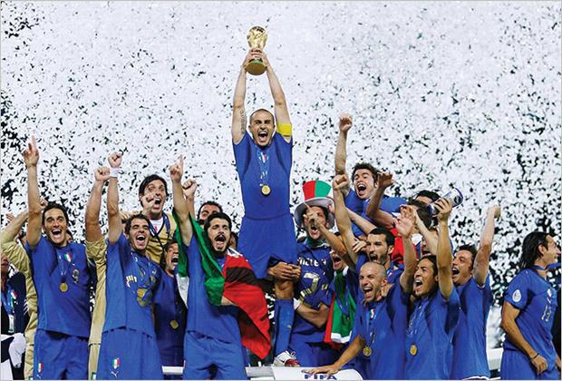 Фото №18 - Самые увлекательные факты из истории чемпионатов мира по футболу