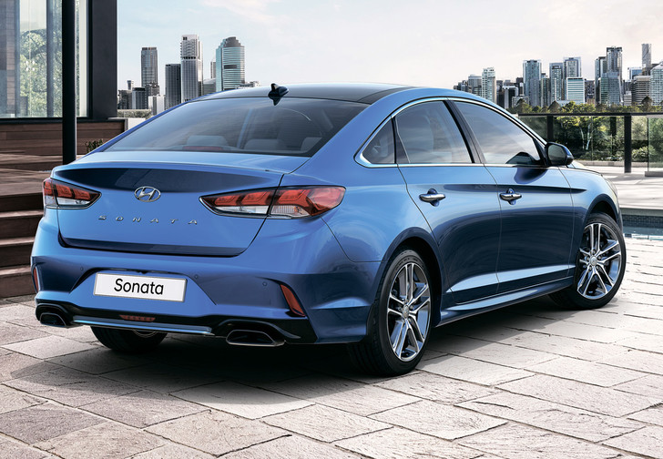 Фото №2 - Главное о новом Hyundai Sonata