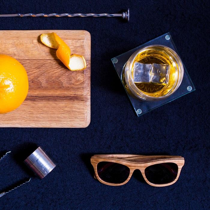 Фото №1 - Очки Glenmorangie Originals: новая жизнь для бочек из-под виски Glenmorangie
