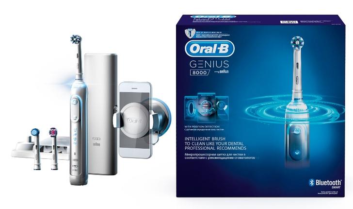 Фото №1 - Гигиена в подарок: Oral-B для всей семьи