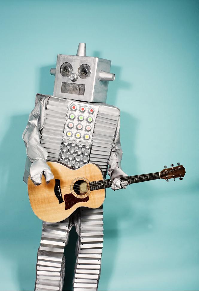 Играть одну песню на любом музыкальном инструменте