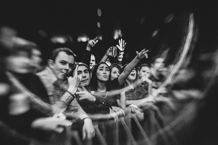 Wu-Tang в московском клубе Space