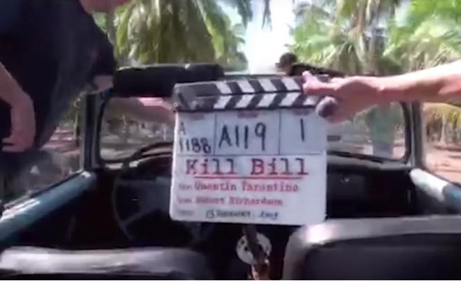 Оказывается, Тарантино чуть не убил Уму Турман на съемках «Убить Билла»! (ВИДЕО, как все произошло)
