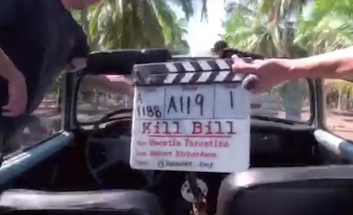 Фото №1 - Оказывается, Тарантино чуть не убил Уму Турман на съемках «Убить Билла»! (ВИДЕО, как все произошло)