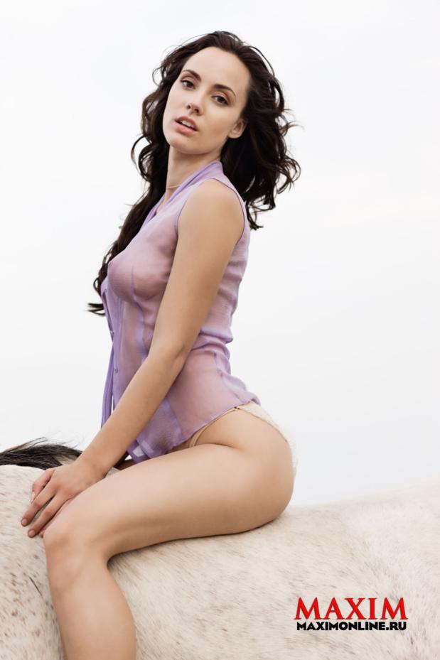 Мисс Русская Грация для Maxim