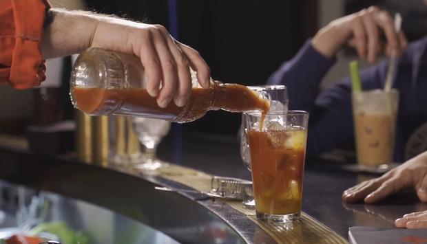 Фото №1 - Все о коктейле «Кровавая Мэри» (видео)
