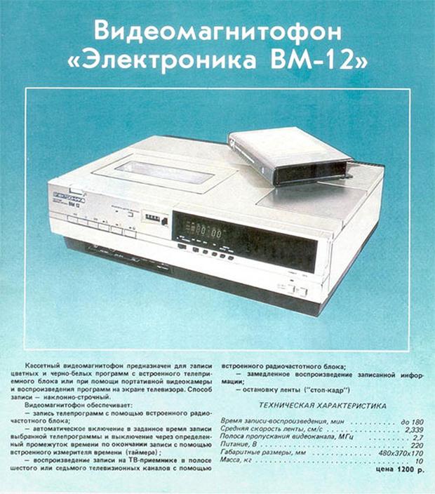 Фото №93 - Советская реклама гаджетов