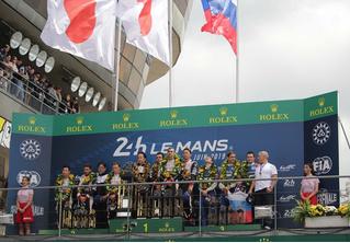 Российская команда SMP Racing заняла 3-е место в легендарной гонке «24 часа Ле-Мана»