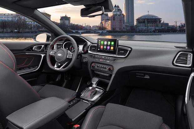 Фото №6 - Kia ProCeed GT: аккуратно, добротно, продуманно