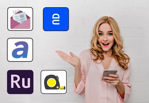 Фото №1 - Видеомонтаж в твоем смартфоне и еще 4 полезных приложения месяца
