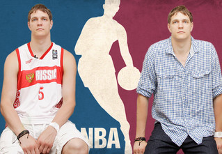Автоответчик: Баскетболист НБА Тимофей Мозгов рассказал всю правду о баскетболе