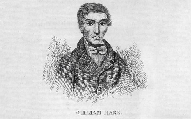 Уильям Хэйр
