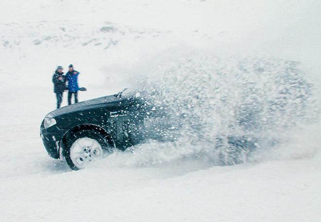 7 правил безопасной езды зимой