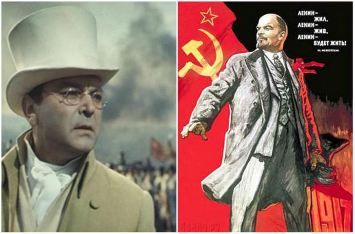 Фото №1 - Англичанин прославился на весь Интернет, заявив, что «Война и мир» посвящена Октябрьской революции