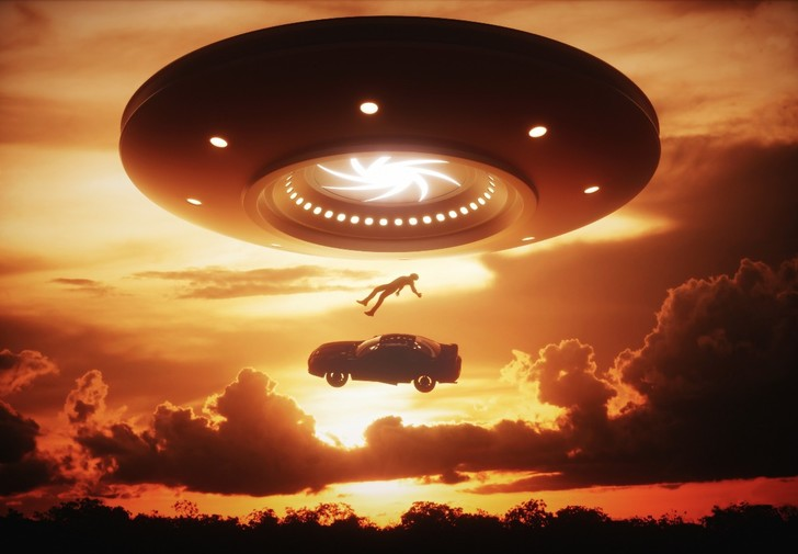 Фото №1 - Составлена карта вторжения инопланетян на Землю! Честное уфологическое!