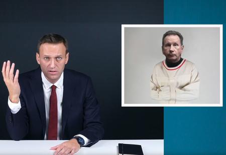 Навальный ответил генералу Золотову, который вызвал его на дуэль