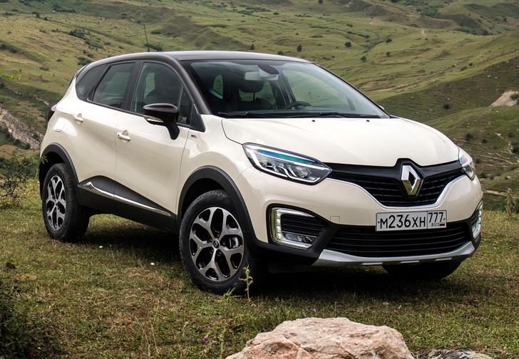 Фото №1 - Renault Kaptur получил версию Extreme. Нет-нет, это безопасно