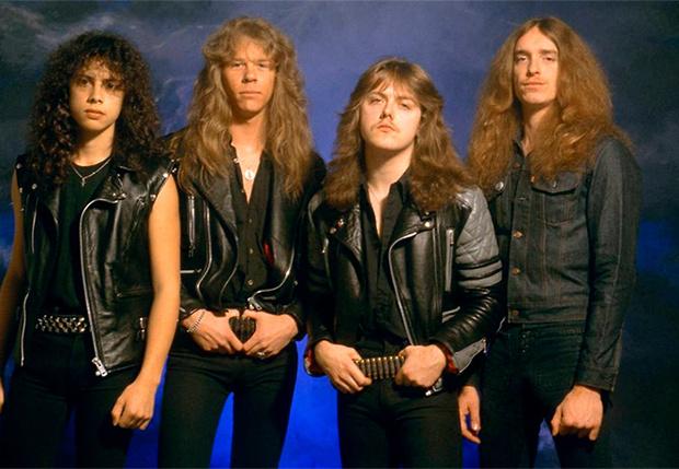 Фото №1 - Альбом Metallica включен в священный фонд американской культуры