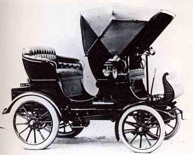Фото №1 - 10 культовых автомобилей XX века