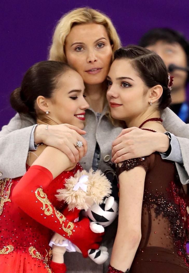 Фото №2 - «Почему вы не сдержали Алину?!» Ошарашивающие подробности разрыва Медведевой и Тутберидзе