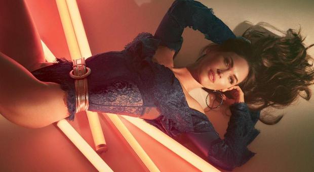 Фото №1 - Меган Фокс снова в нижнем! Томная реклама женского белья