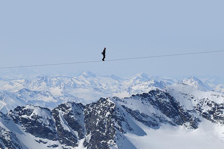 Выше гор могут быть только Фредди