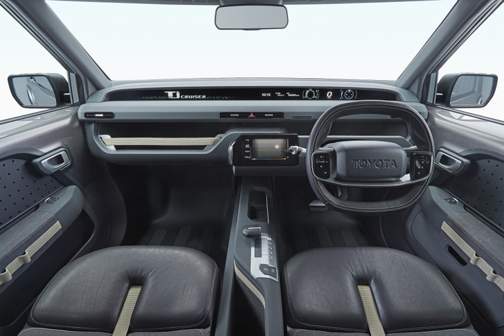 Фото №4 - Toyota Tj Cruiser: о такой «буханке» мечтал еще твой дед