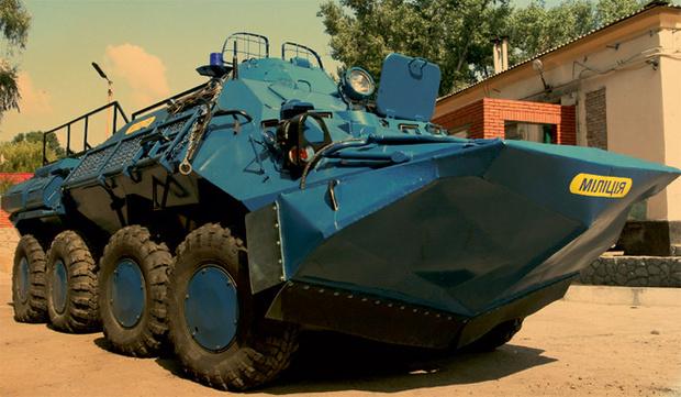 Фото №7 - Бесславные ублюдки: самые уродливые танки, созданные за всю историю вооружений
