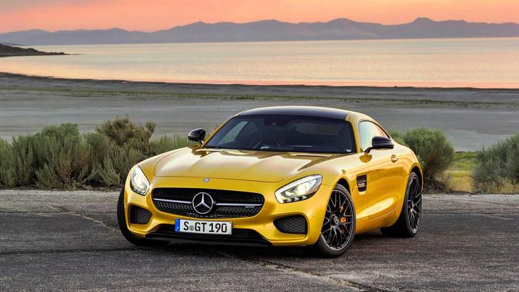 Фото №4 - Mercedes-AMG представила самые быстрые кроссоверы в мире