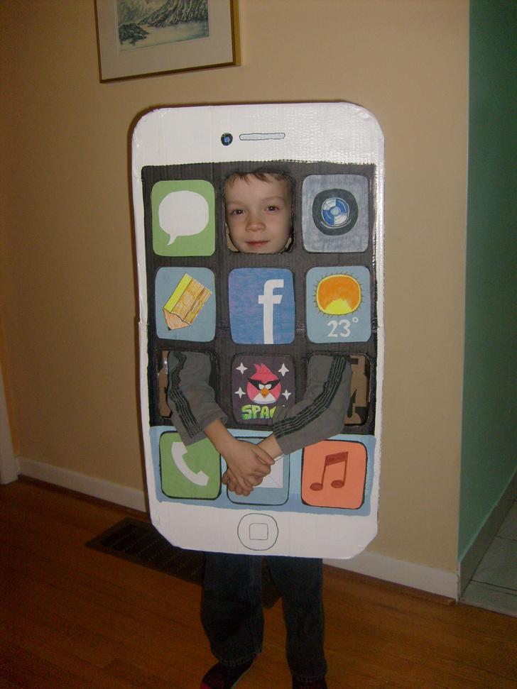 Фото №10 - Самые нелепые примеры косплея iPhone в истории!