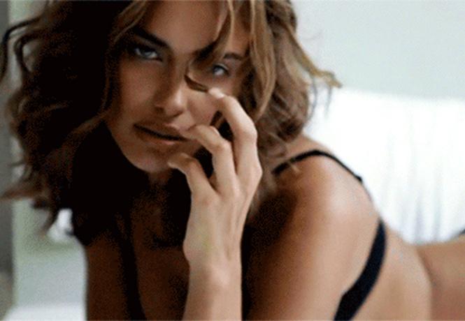 пятничная подборка гифок сексуальных русских моделей