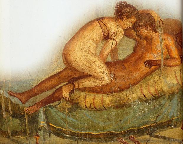 Фото №2 - 5 самых старых секс-энциклопедий в мире, которые заставят тебя покраснеть