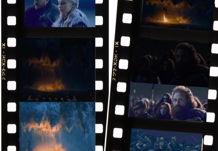 Фото №1 - Монтажер осветлил битву в третьей серии «Игры престолов» (видео)