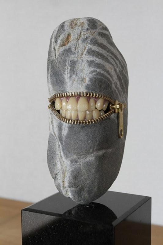 Фото №8 - Необычные скульптуры японского художника Хиротоши Ито