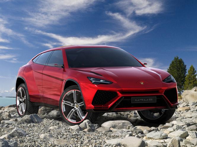 Lamborghini Urus показал свои способности наснегу