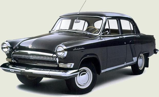 """""""Волга"""" ГАЗ-21: стильная, черная. Твоя?!"""