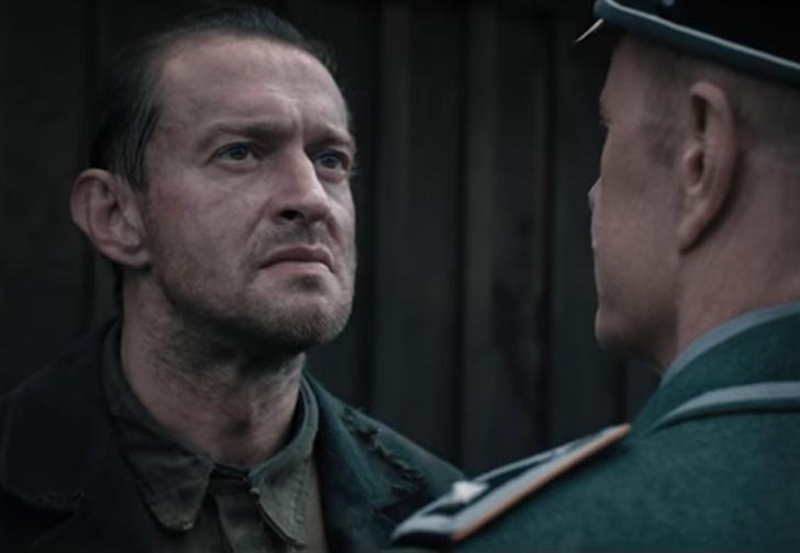 Фото №1 - Константин Хабенский и Кристофер Ламберт в трейлере военной драмы «Собибор»