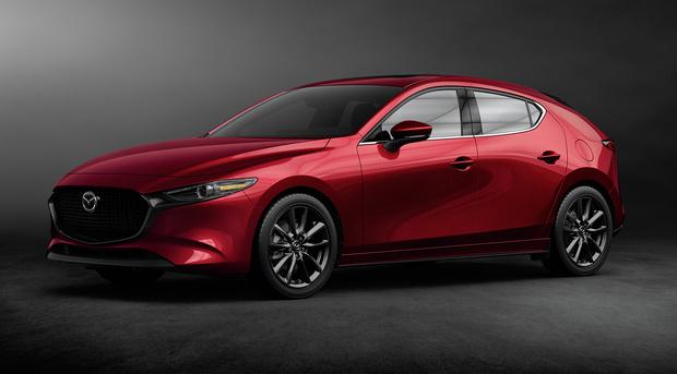 Фото №1 - Без остановки: новое поколение Mazda 3